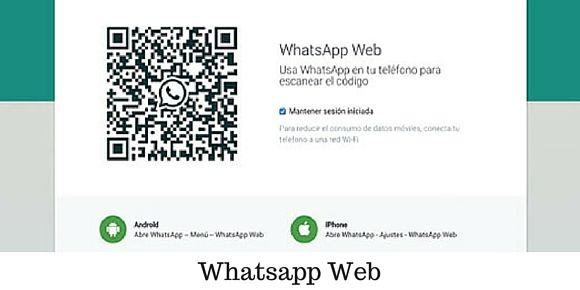 whatsaap web